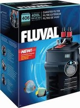 Fluval 406 Canister Filter With Filter Media