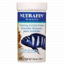 Nutrafin Basix Cichlid Floating Pellets 80g