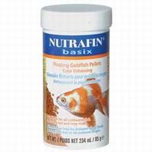 NutraFin Basix Goldfish Colour Enhancing Pellets 3oz (85g)