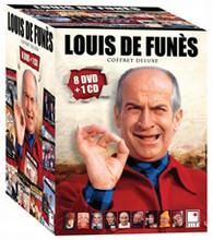 Coffret Louis De Funès Deluxe