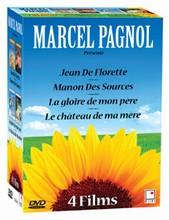 Marcel Pagnol 4 DVD