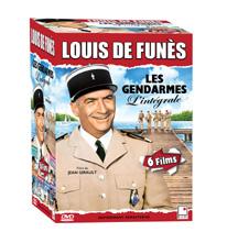 Les Gendarmes L'intégrale 6 films