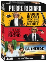Pierre Richard - 3 DVD
