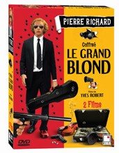 Le grand blond - 2 DVD
