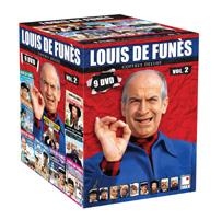 Louis de Funès coffret Deluxe vol. 2