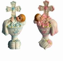 Figurine de baptême