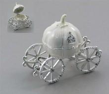 Boîte à bijoux carrosse