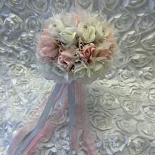 Bouquet rose pâle
