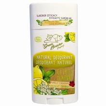 Déodorant naturel Citronné de Green Beaver