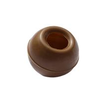 Coquilles et coupes en chocolat