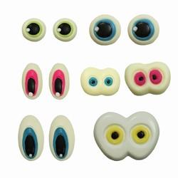 Moules de yeux