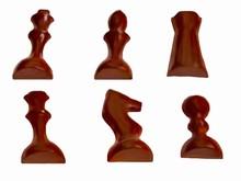 art1282 Moule chocolat jeu d'échecs