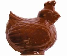 art12231 moule chocolat poulette