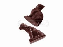 CW1179 Moule chocolat chat et chien