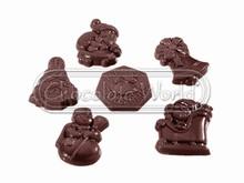 CW1406 Moule Chocolat