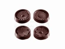 CW2146 Moule chocolat fleurs