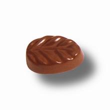 art89B moule chocolat feuille