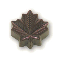 X353 Chocolate Mold maple leaf