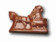 art12844 Moule chocolat Père Noël