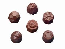 art12601 moule chocolat Modèle varié