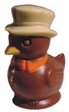 art12234 moule chocolat Édouard le Canard