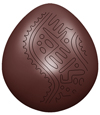 cw1569 Moule Chocolat