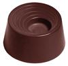 cw1564 Moule Chocolat praline cercles concentriques