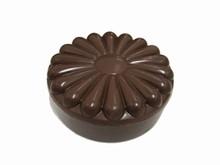 art12902 Moule chocolat bonbonnière marguerite