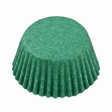 Caissettes vert foncé no 5  s85905