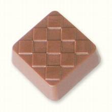 x648 Moule Chocolat carré