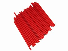 p412r Red Lollipop Sticks