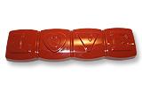 art14509 rectangular LOVE bar mold