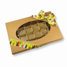 cck4 1lb Kraft Paper Box