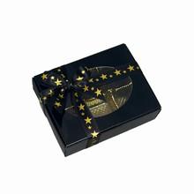 cc18-1 Boîte 1/4lb noir