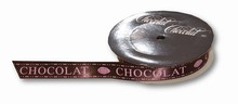 rc61 ruban Chocolat rose/espresso
