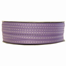 gg7 Grosgrain lilac ribbon