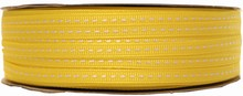 gg3 Grosgrain yellow ribbon