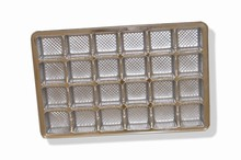 mp24 clear plastic tray