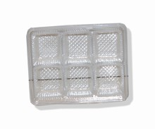 mp6 Clear plastic tray