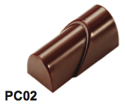 pc02 chocolate mold praline innovation