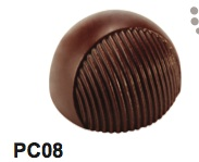 pc08 chocolate mold praline innovation