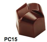 pc15 chocolate mold praline innovation