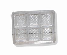 mp6cs Clear plastic tray
