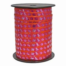 RB602 Ribbon Bolis Tahira arancio Xmas