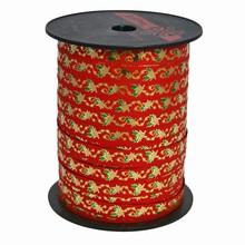 RB609 Ribbon Bolis William rosso Xmas