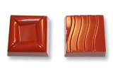 art13661 Square Bonbon Chocolate Mold