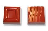 art13661 Moule chocolat bonbons carrés