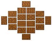IM80 chocolate mold