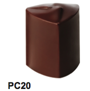 pc20 chocolate mold praline innovation