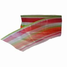 r203 Ruban rayé transparent